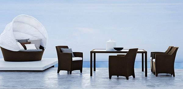 Luxury Outdoor Furniture Perth