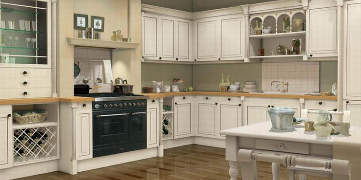 Designer Kitchen Cupboards UK