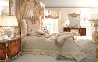 Vintage Bedroom Decor Settings
