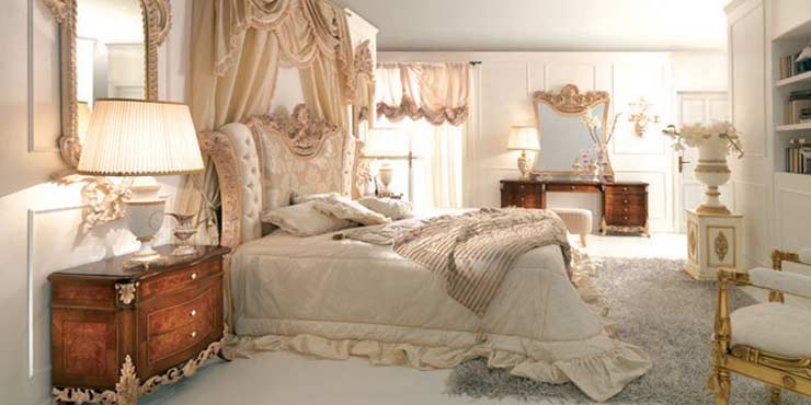 Vintage Bedroom Decor