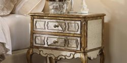 antique-mirrored-bedside-table